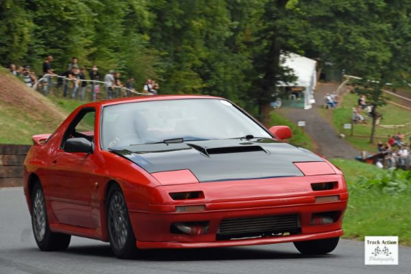 TAP 0309 Retro Rides Gathering Shelsley Walsh 19th August 2018