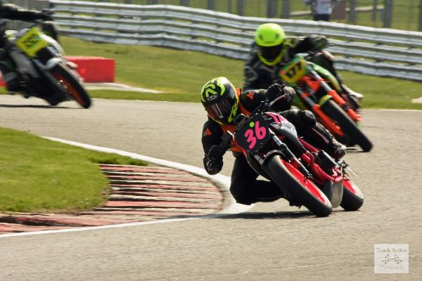 TAP 0396 Thundersport Oulton Park 21st April 2018