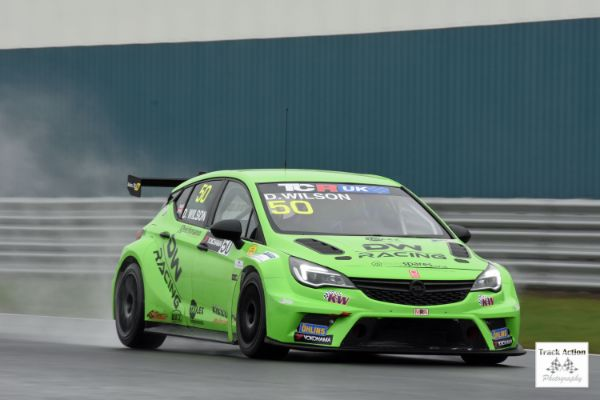 TAP 0610 TCR UK Donington Park 14th October 2018