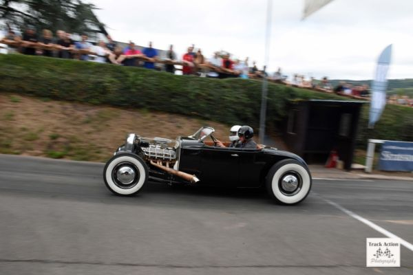 TAP 0617 Retro Rides Gathering Shelsley Walsh 19th August 2018