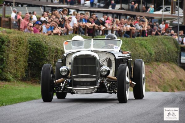 TAP 0715 Retro Rides Gathering Shelsley Walsh 19th August 2018
