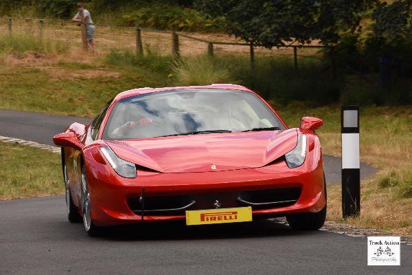 TAP 0821 Ferrari Loton Park 15th July 2018