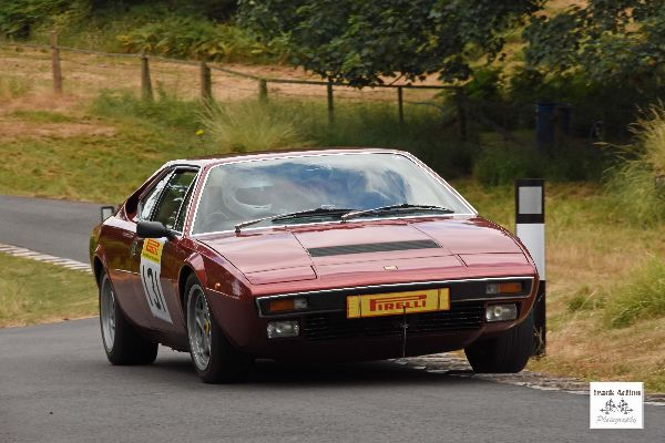 TAP 0829 Ferrari Loton Park 15th July 2018