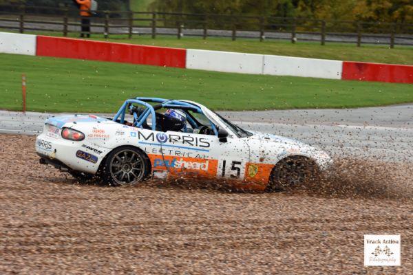 TAP 0880 Mazda MX5 Supercup Donington Park 14th October 2018