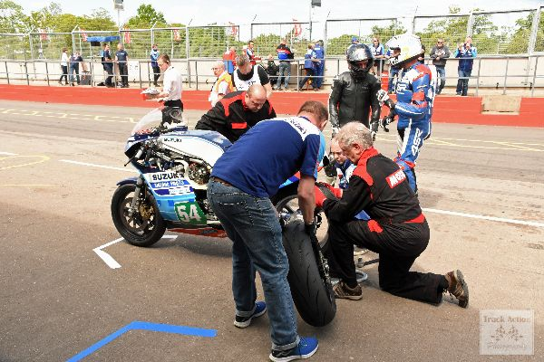 TAP 1007 Endurance Legends 12th 13th May 2018