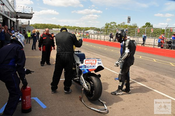 TAP 1010 Endurance Legends 12th 13th May 2018