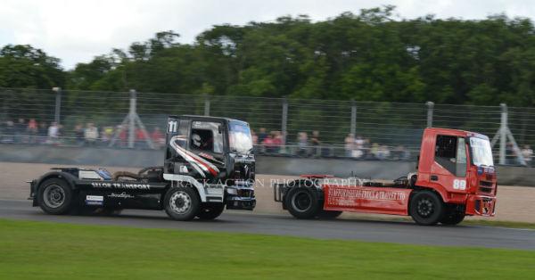 Truck Racing Donington Park Image 19a