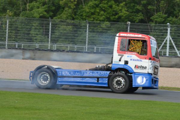 Truck Racing Donington Park Image 1a