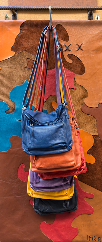 BAGS OF COLOUR