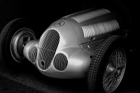 ONE OF THE SILVER ARROWS