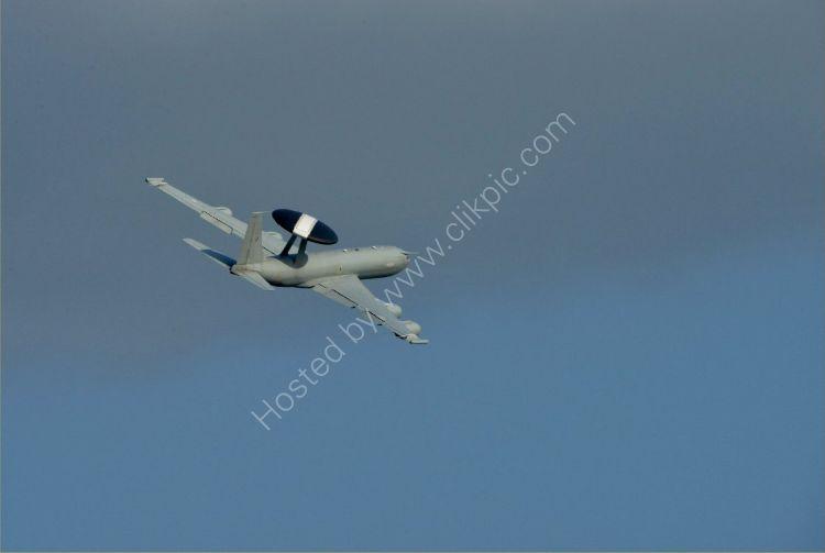 Aircraft - Boeing E-3D, Sentry AEWI