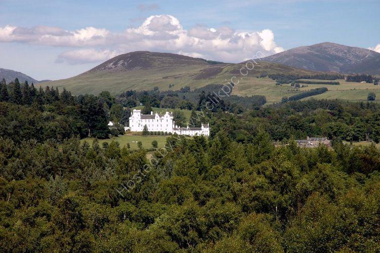 Castle - Blair Castle