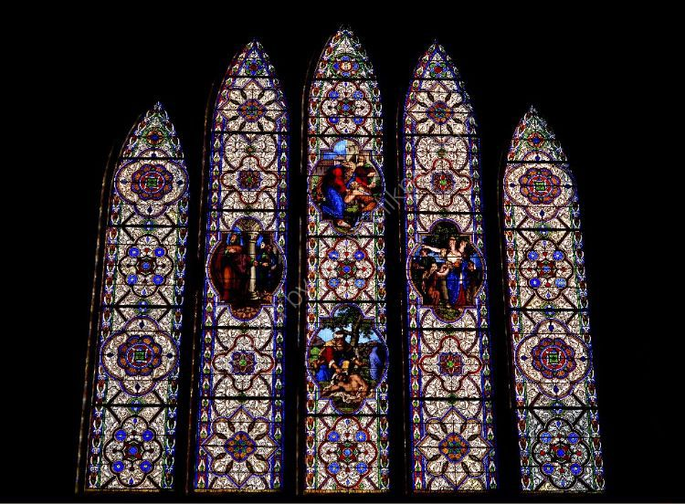 Church - Grefriars Kirk (Main Window)