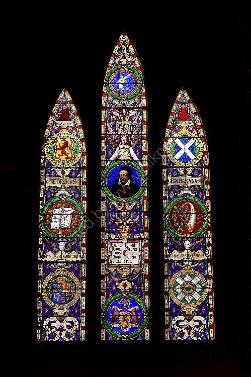 Church - Greyfriars Kirk (The George Buchanan Window)