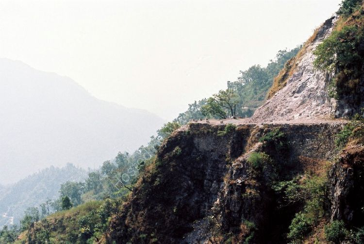 INDIA - Fresh Air Corner in the Himalayas