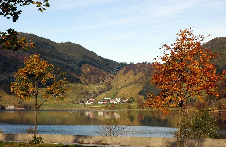 NORWAY - Fjord near Bergen