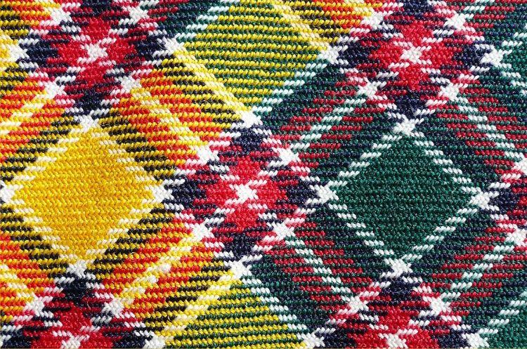 SCOTLAND - JACOBITE Tartan
