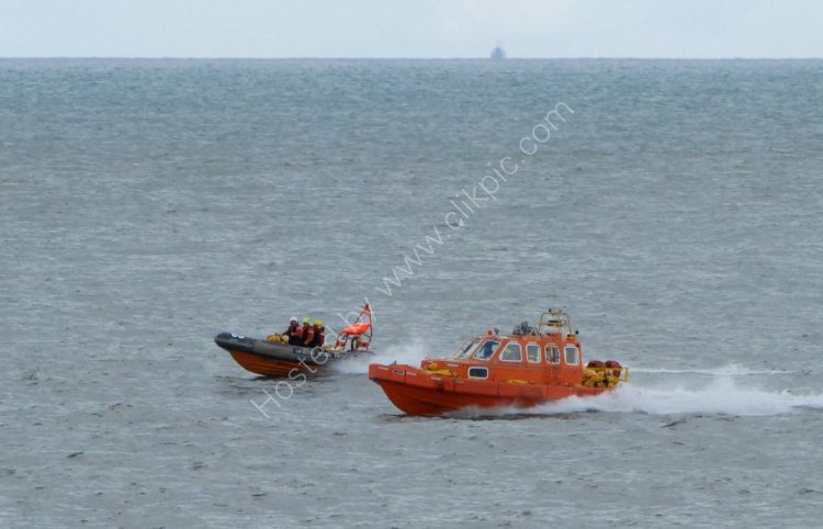 SCOTLAND - Lifeboat Race