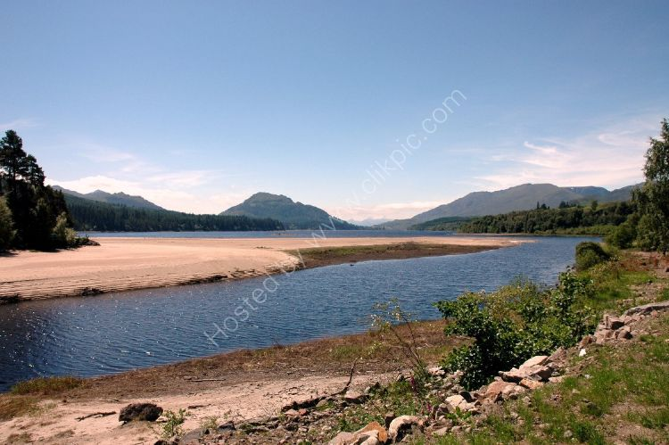 SCOTLAND - Loch Laggan