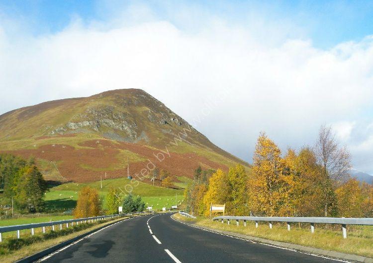 SCOTLAND - The Spittal of Glenshee