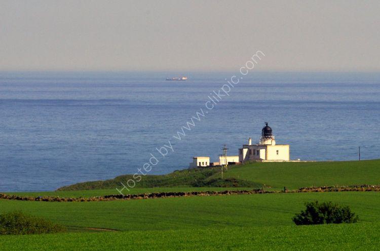 SCOTLAND - Todhead Lighthouse (Green Field)