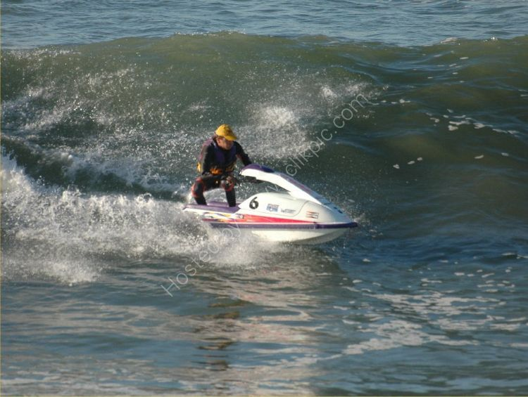 SOUTH AFRICA - Jet Skiier