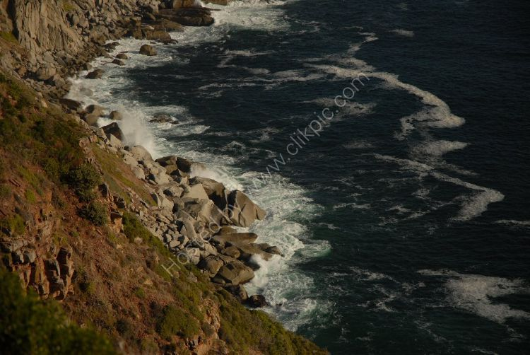 SOUTH AFRICA - South Atlantic Coastline