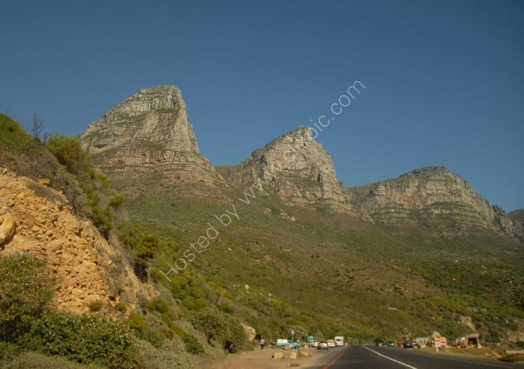 SOUTH AFRICA - Table Mountain National Park, (heading south)