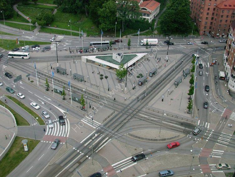 SWEDEN - Gothenburg Interchange