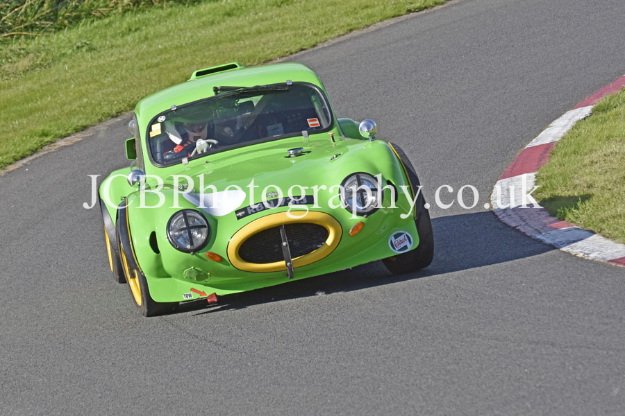 VW Rochdale GT driven by Stephen Green