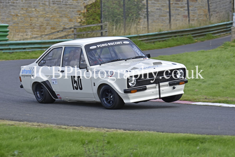 Ford Escort MkII driven by Richard Hargreaves