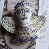 Textile Angel