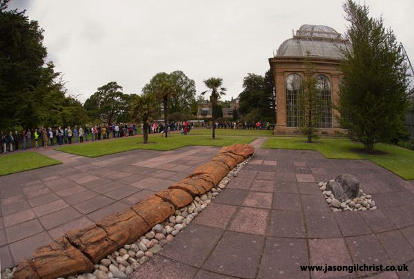 Queue for New Reekie