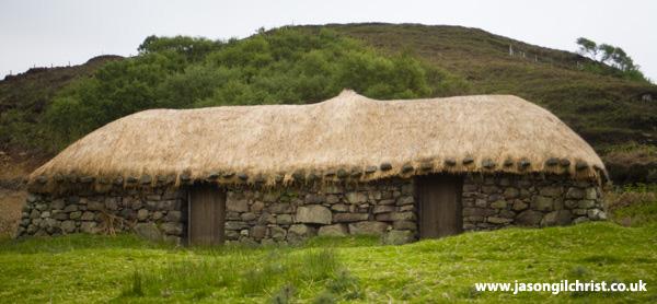 Highland blackhouse