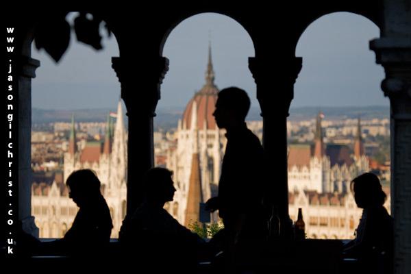 Budapest Castle Cafe