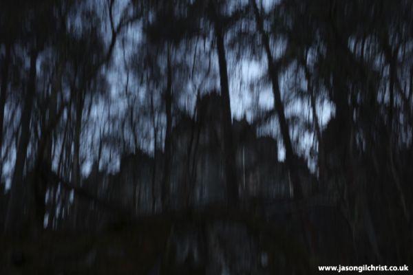 Creepy Carbisdale Castle