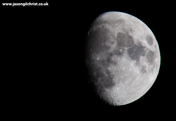 The Kirkliston Moon