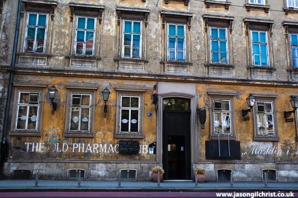 The Old Pharmacy Pub, Zagreb