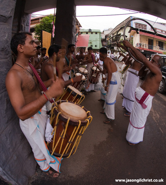 Thrissur Street Musicians