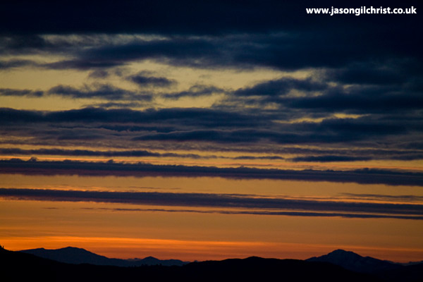 Highland Sunset II