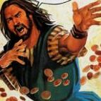 Jesus clearing the Temple
