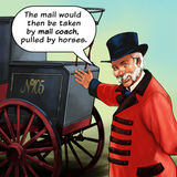 Royal Mail Game