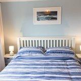 Master bed Wills Cottage alternate view