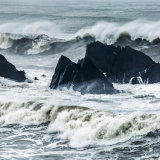 Wind over wave