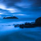 The twilight blues