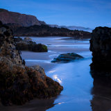 Sandymouth by moon