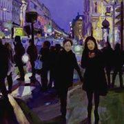 Rue Rivoli Rush Hour