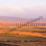 Ribblehead Viaduct Sunset