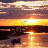 Burnham Deepdale Sunset