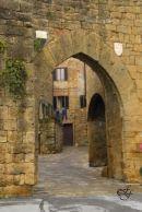 Montichiello, West Gate